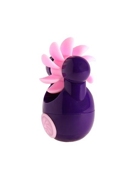 Sqweel Go: Zungenvibrator, lila