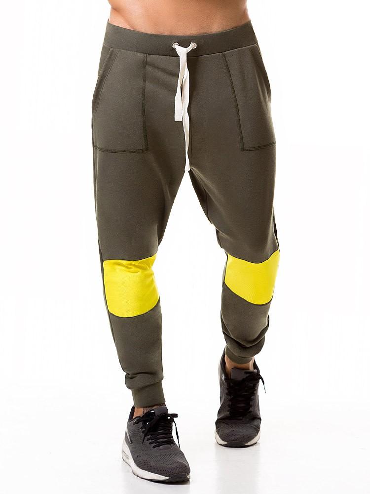 JOR Soho: Long Pant, grün (XL)