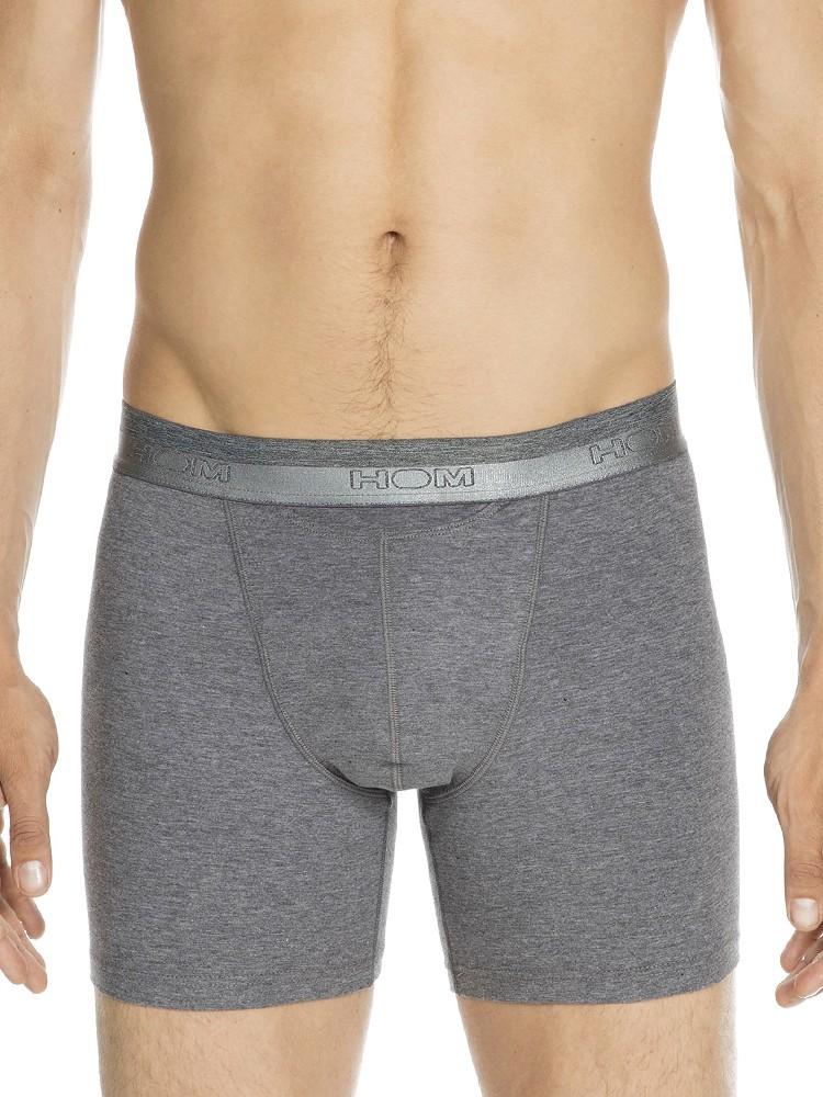 HOM HO1: Long Boxer Pant, grau