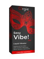 Orgie Sexy Vibe Hot: Klitoris-Stimulationsgel Erdbeer (15ml)