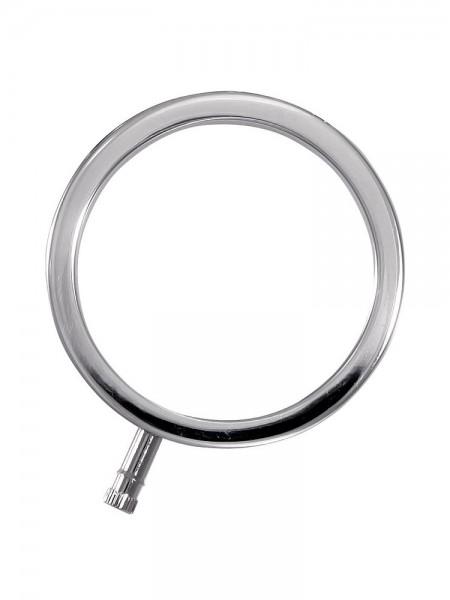 ElectraStim ElectraRing: Elektro-Penisring, silber