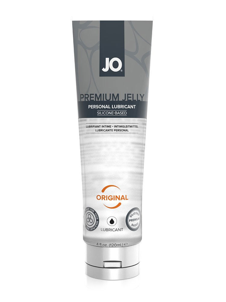 Gleitgel: Jo Premium Jelly Siliconbased Original (120ml)