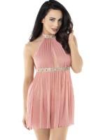 Dreamgirl Babydoll, rosé