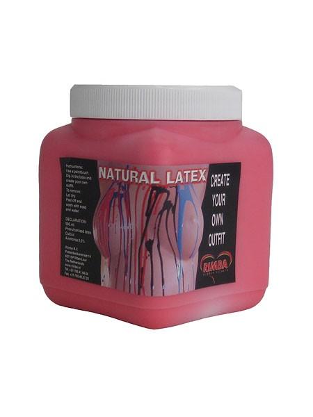 Rimba Flüssig-Latex Rot (500ml)