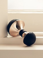 Vive Enoki: Vibrator, schwarz