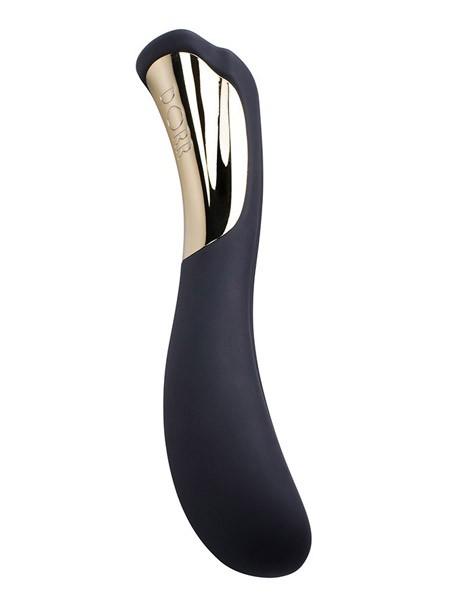 Dorr Silker: G-Punkt-Vibrator, schwarz