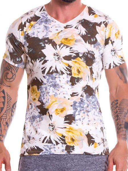 JOR Garden: T-Shirt, grau
