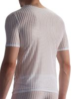 Olaf Benz RED1865: T-Shirt, weiß