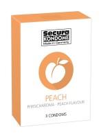 Secura Peach: Kondome, 3er Pack
