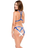 Happy Lola Love Straps: Ouvert-Set, blau