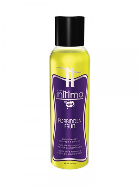 Massageöl: Inttimo by WET Forbidden Fruit (120ml)