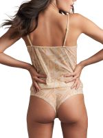 Marlies Dekkers Golden Karo: Body, egyptain gold/ivory