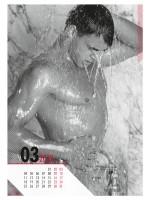 Pin-Up Kalender: Men 2019