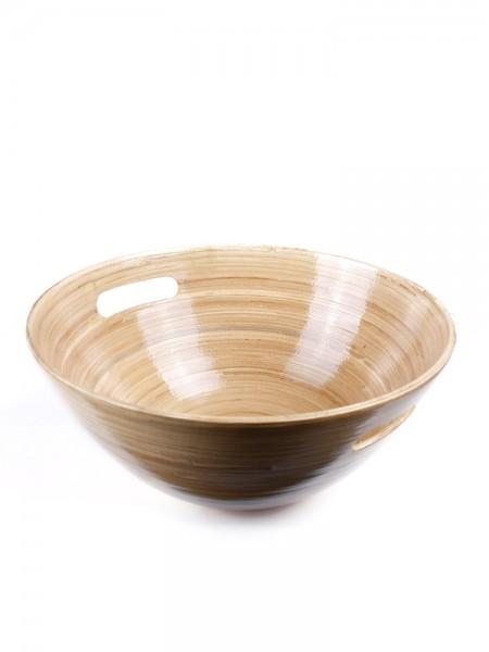 Nuru MagicGel Bamboo Bowl: Bambusschale