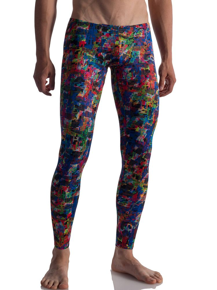 Olaf Benz RED1860: Leggings, mosaic