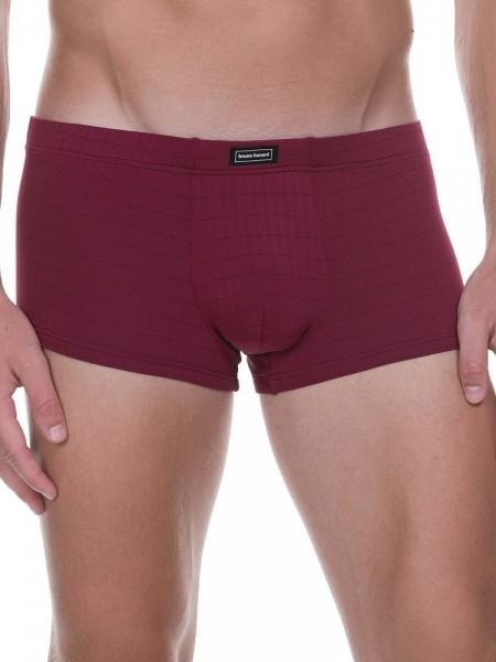 Bruno Banani Check Line: Hipshort, bordeaux