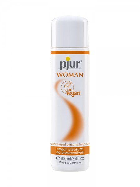 Gleitgel: pjur Woman Vegan (100ml)