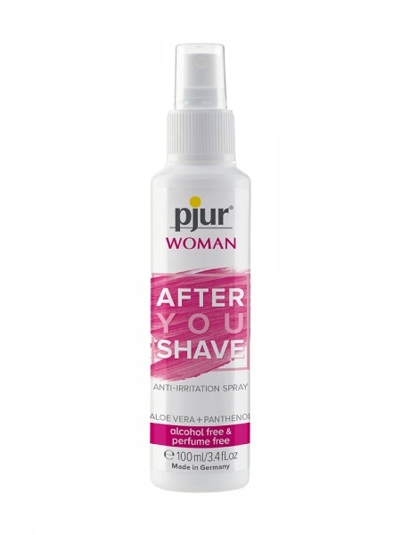 Anti-Irritationsspray: pjur After You Shave (100ml)