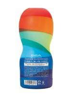 Tenga Original Vacuum Cup Rainbow Pride: Masturbator