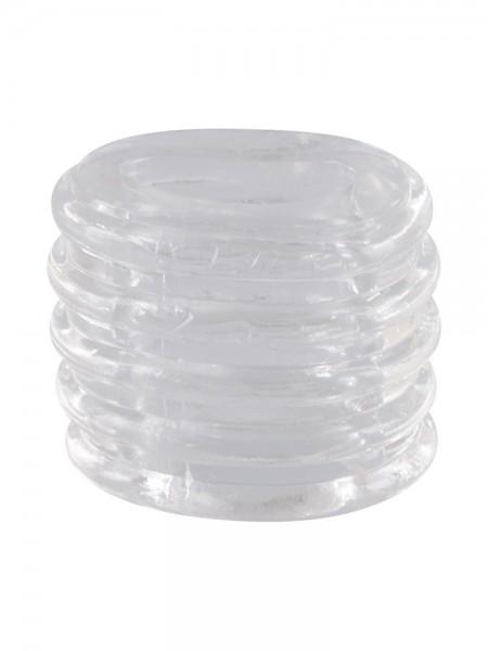 Erektions-Ring, transparent