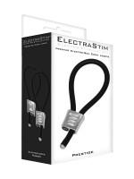 ElectraStim ElectraLoops Prestige: Elektro-Penisschlaufen, schwarz/silber