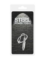 Steel Power Tools: Penisplug mit Eichelring (28mm)