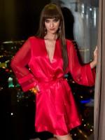 COEMI Manhattan: Kimono, rot