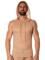 Look Me Malibu: T-Shirt, nude