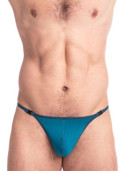 L'Homme Wonder: Bade-Stripstring, escape